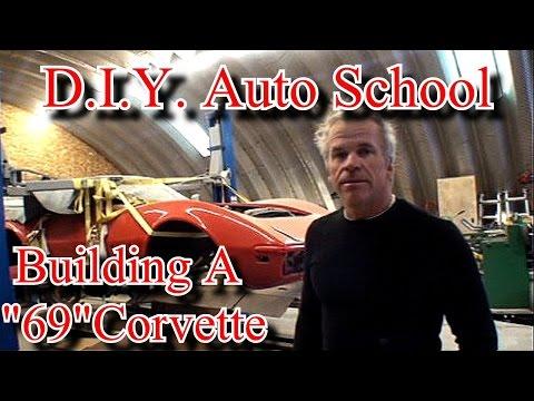 1969 Corvette Stingray-Complete Build Job From Start To Finish