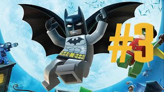 Lego Batman The VideoGame Episode 1: The Riddler´s Revenge Level 2 Part 2| An Icy Reception