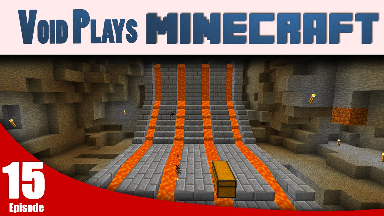 Void Plays Minecraft - Episode 10:: The Forge Room - Minecraft