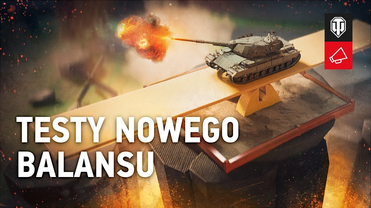 Testy nowego balansu [World of Tanks Polska]