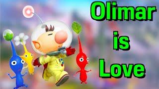 OLIMAR IS LOVE OLIMAR IS LIFE! | MONTAGE | Super Smash Bros. Wii U
