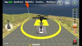Gunship Carrier Helicopter