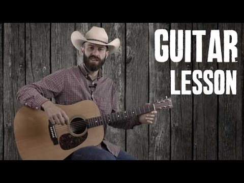 Learn how to play country bluegrass fill riffs - Easy Beginner Lesson Series