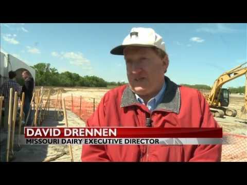 Aurora Organic Dairy breaks ground, some voice opposition
