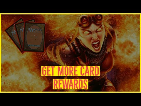 How To Get More Cards In MTG Arena