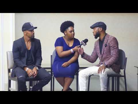 Interview with Shemar Moore and Aaron Rahsaan Thomas