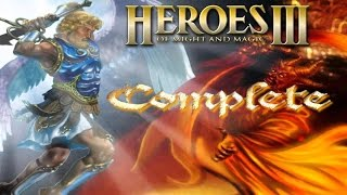 Heroes of Might and Magic 3 - Complete [ CZ / Live Stream záznam ]