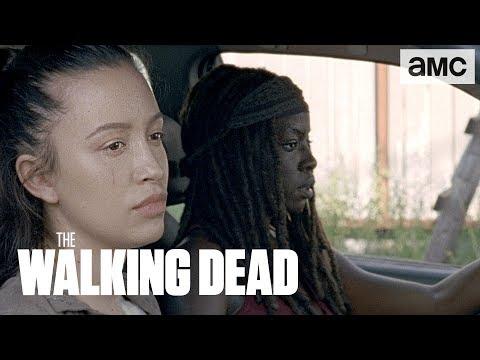 'Rosita & Michonne Deviate from the Plan' Sneak Peek Ep. 806  The Walking Dead