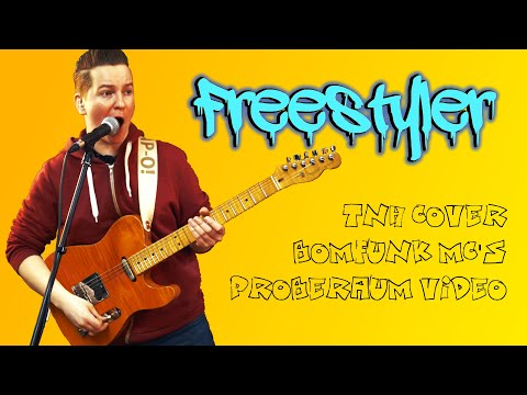 The New Hornets - Freestyler (Bomfunk MC's Cover) | Proberaum Video