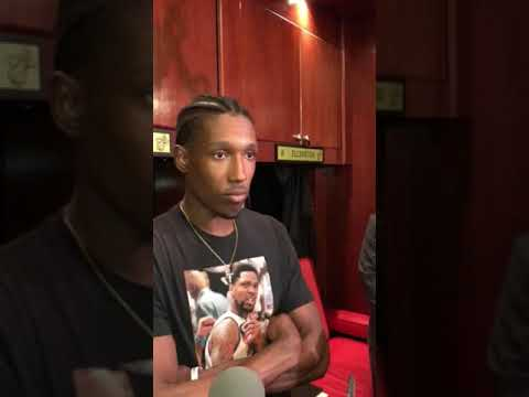 Josh Richardson Post Game Comments After Loss vs  Lakers