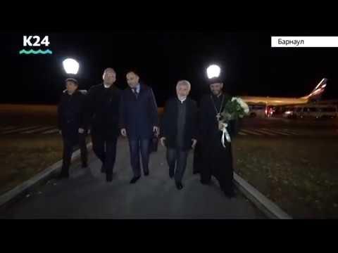 10 лет со дня строительстваармянской апостольской церкви им. святойРипсиме