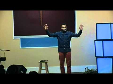 Mario J. Radford - I Believe I Can @Growth Point