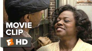 Fences Movie CLIP - The Marrying Kind (2016) - Viola Davis Movie