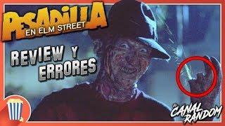 Errores de películas Pesadilla en Elm Street Review Crítica y Resumen A Nightmare on Elm Street