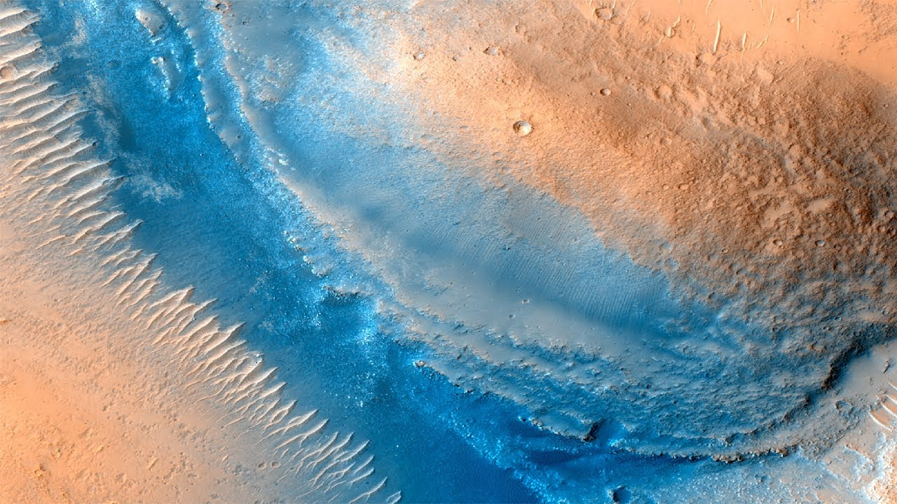 Noticias de Marte - 6 de Abril 2019