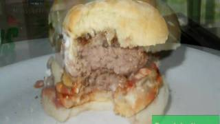 Jimbo's Garlic Onion Burgers