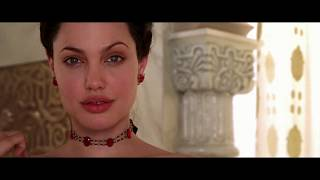 Лучший момент Анджелина Джоли и Антонио Бандерас в  фильме Соблазн/Original Sin(2001 г.)