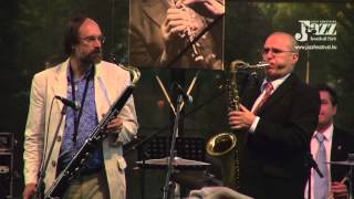 Engelbert Wrobel's Swing Society and Scott Robinson - Who's Sorry Now