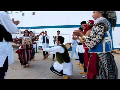 Libyan Music -Majrouda (3alashanak jayna ya Zain)