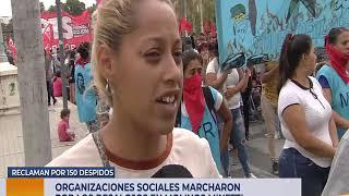 Trabajadores de Minetti mantienen el reclamo por los 150 despidos