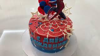 ДЕТСКИЙ Тортик Торт для МАЛЬЧИКА Красивый торт