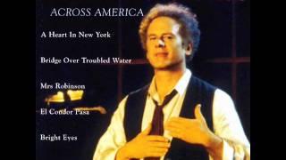 Art Garfunkel - The Sounds Of Silence (Across America)