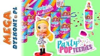Party POP Teenies • Wystrzałowe niespodzianki • Confetti