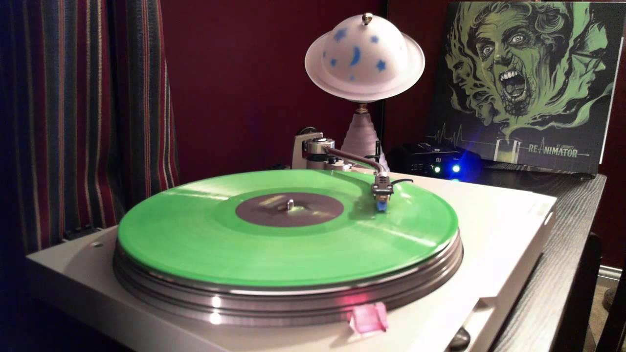 Download Richard Band - Re-Animator Soundtrack (Full Vinyl Rip 2013)
