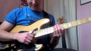 How To Play Slap Bass - Mark King - Larry Graham - Almost There Level 42