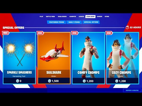 *NEW* FORTNITE ITEM SHOP LIVE! GIFTING JULY 4TH ITEM SHOP NOW TODAY! (Fortnite Item Shop Countdown)
