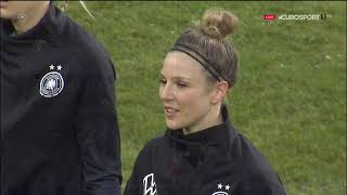 International Friendly Women Germany Belgium 21 02 2021
