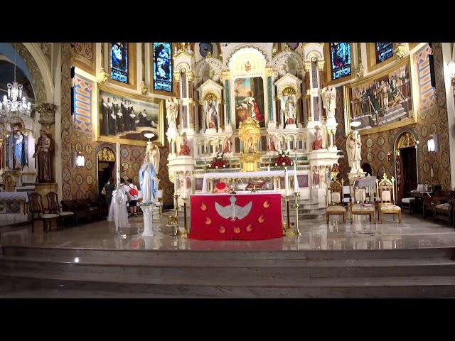 Pentecost Sunday - May 23, 2021
