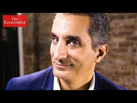 Bassem Youssef: Why we should laugh at leaders | The Economist