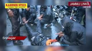 Two motorcycle-borne men die in accident on Leh-Srinagar Highway