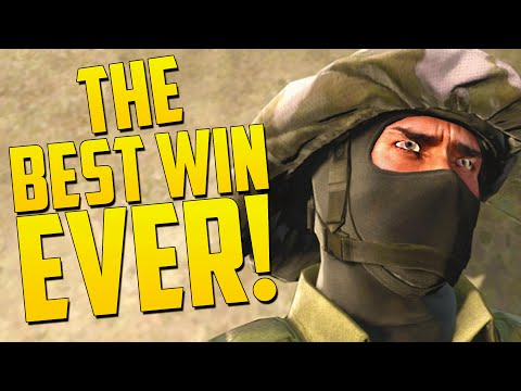 THE BEST WIN EVER! - CS GO Funny Moments in Competitive