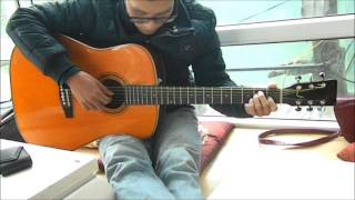 Mơ một hạnh phúc (guitar với Cỏ dại)