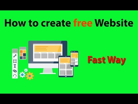 How to create free website on Google - (100% Free)