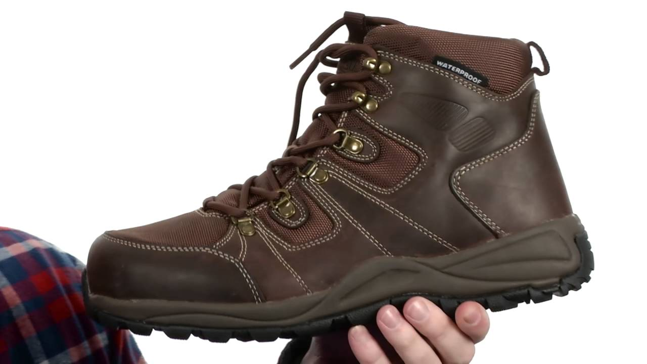 drew hiking boots