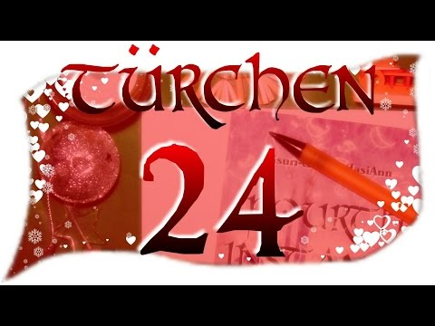 Fourth Instance Adventskalender Türchen 24