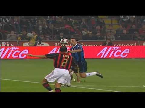 Stagione 2006/2007 - Milan vs. Inter (3:4)