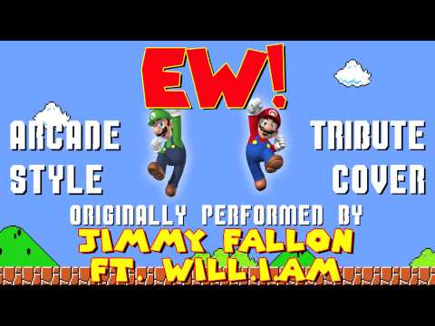 EW! BY JIMMY FALLON FT. WILL. I. AM....