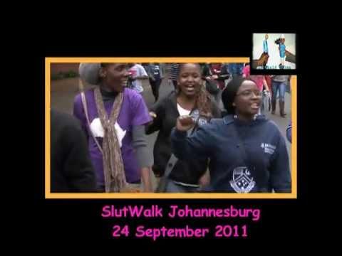 Slutwalk Johannesburg