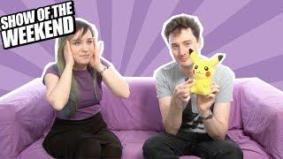 Show of the Weekend: Ellen vs Detective Pikachu's Murder Mystery Challenge