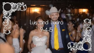 Austin Texas Wedding Videographer | Luis and Laura  in Kyle Texas(Austin Texas Wedding Videographer | Luis and Laura Wedding in Kyle Texas at Texas Old Town 1205 Roland Ln, Kyle, TX 78640 http://RomanPPhoto.com ..., 2015-09-22T14:37:40.000Z)