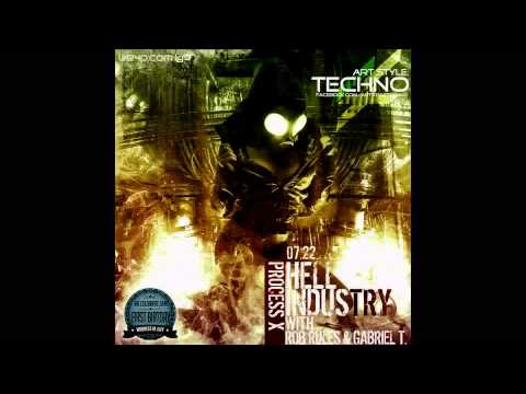 Art Style: Techno | Hell Industry with Rob Rules & Gabriel T. | Process 10