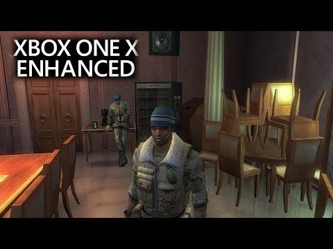 Mercenaries: Playground Of Destruction - Xbox One X 4k Enhanced Gameplay   Backwards Compatibility