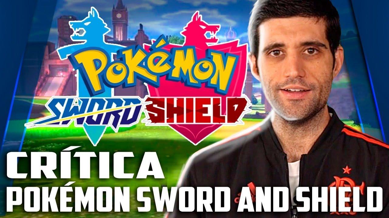 Crítica Pokémon Sword & Shield, valeu a pena esperar mais de 20 anos?