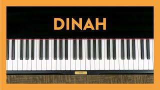 Dinah - Piano Lesson 35 - Hoffman Academy