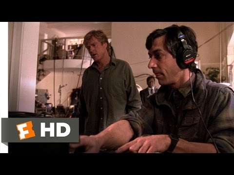 Sneakers (7/9) Movie CLIP - Navigating by Sound (1992) HD