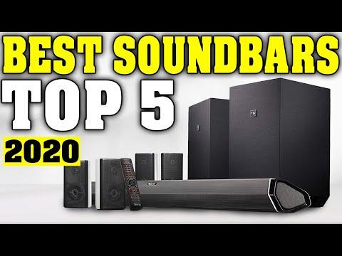 TOP 5: Best Soundbar 2020